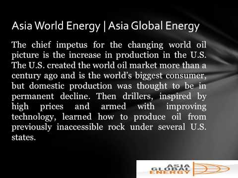 Asia World Energy | Asia Global Energy