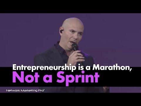 Entrepreneurship is a Marathon, Not a Sprint.