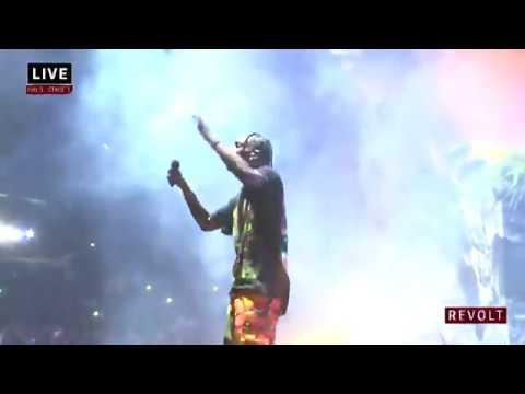 Travis Scott Rolling Loud 2017 (Full Set)
