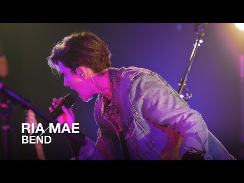 Ria Mae | Bend | First Play Live
