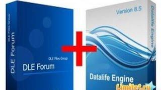 ГАЙД как установить и отредактировать шаблон для сайта на движке DLE