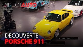 PORSCHE 911 : LA SPORTIVE IMMORTELLE