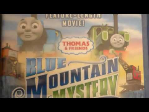 Thomas and Friends Home Media Reviews Episode 83 – Blue Mountain Mystery