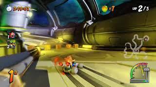 Crash Team Racing Nitro-Fueled часть5