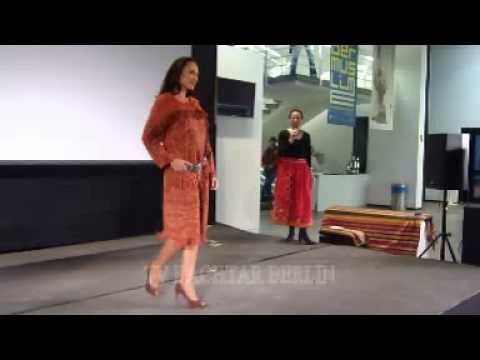 خامک دوزی یخن مردانه TV Bachtar Berlin نمایش لباسهای با گل دوزی و خامک دوزی ...