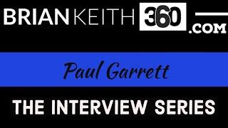 Paul Garrett - From cautious to Confidence: