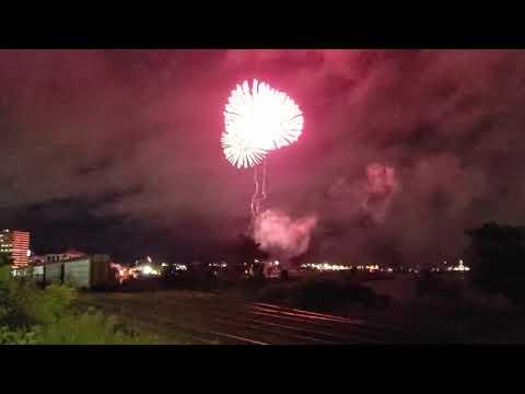 Halifax Canada Day Fireworks 2019