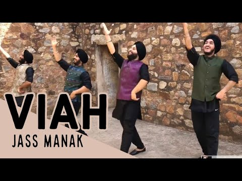Viah | Jass Manak | Bhangra | Folking Desi | Latest Punjabi Song 2019 | Geet MP3