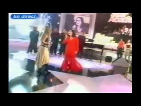 Nana  Mouskouri   &  Emma Daumas  - Je Chante Avec Toi Liberté  -   2002  -