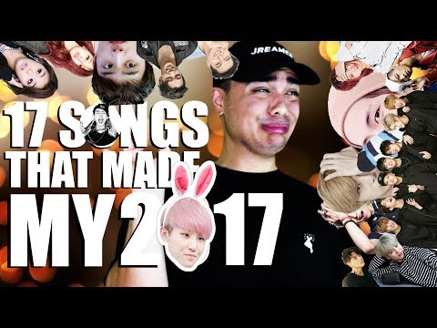 17 SONGS THAT MADE MY 2017