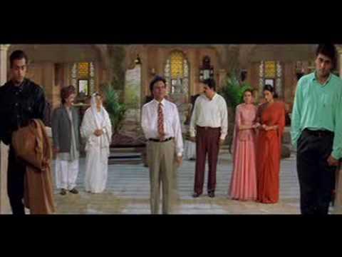 Dur Rehke Bhi Hum Saath Saath Hai - Salman, Tabu & Saif - Hum Saath Saath Hain