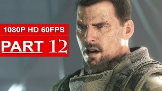 Call Of Duty Black Ops 3 Gameplay Walkthrough Part 12 Campaign [1080p 60FPS PS4] - No Commentary