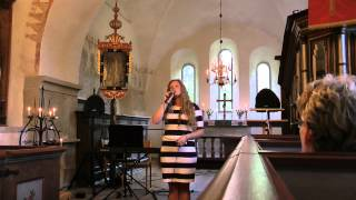 Alexandra Pallin - Sommarkonsert 22 Juli 2014