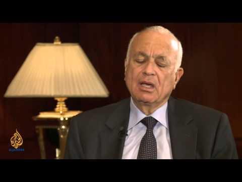 Talk to Al Jazeera - Nabil el-Araby: Arming the Syrian opposition