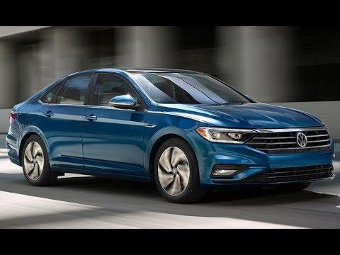 2019 Volkswagen Jetta Design and Test Drive