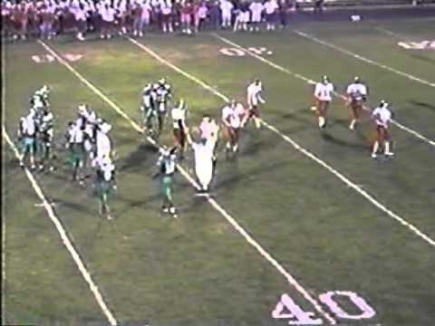 Dayton Ohio Carroll vs CJ Football Game 1999