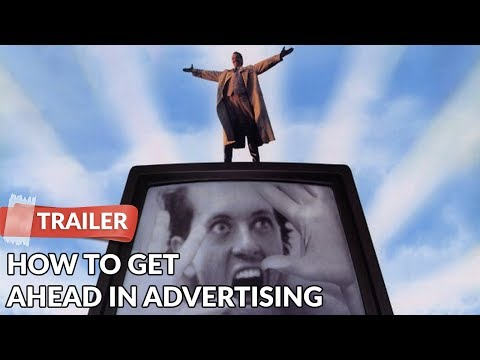 How to Get Ahead in Advertising 1989 Trailer HD | Richard E. Grant