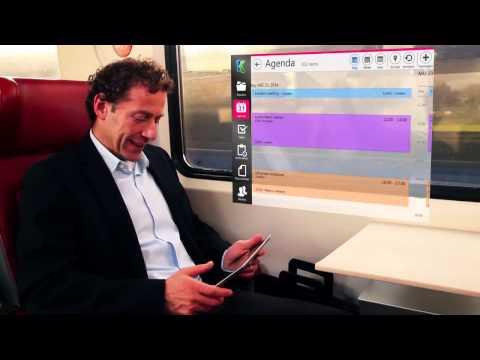 Kleos iPad app