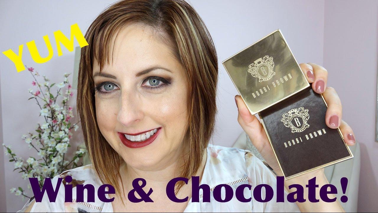 Bobbi Brown Wine And Chocolate