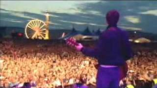 Oasis dont look back in anger t in the park 2002