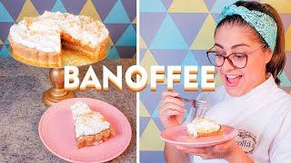 Receita - Banoffee com chantilly estabilizado