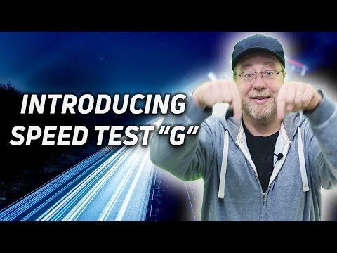 Speed Test G - A new way to test real life smartphone performance