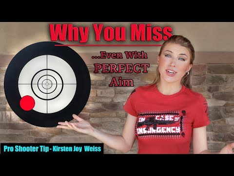 Perfect Aim but still MISS? This is why… | Pro Shooting Tips #8