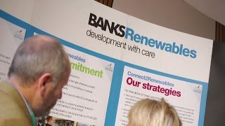 Wind energy firm launch community project nationally