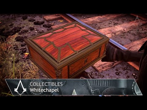 Assassin's Creed: Syndicate - All Collectibles in Whitechapel