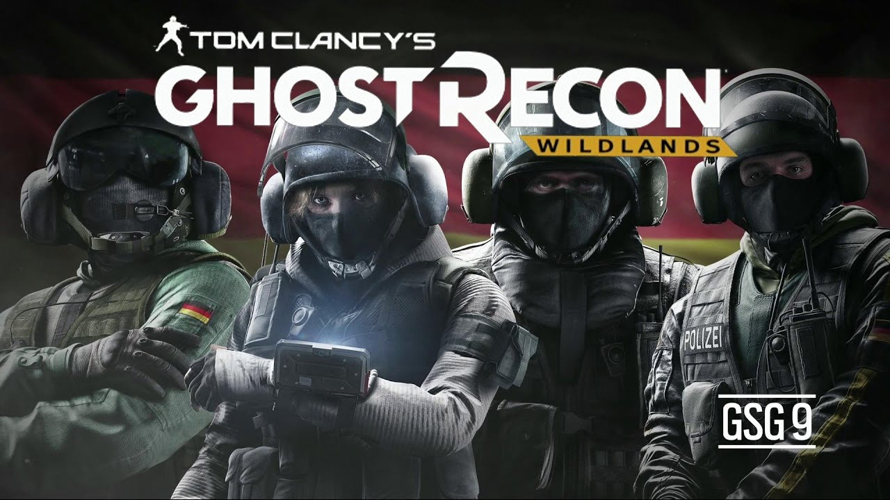 Ghost Recon Wildlands - How to Unlock Rainbow Six Icon ... |Ghost Recon Rainbow Six