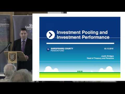 Shropshire Pension Fund Presentation December 2016