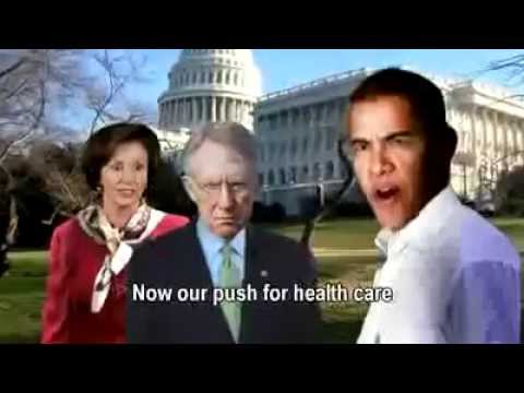 The Day ObamaCare Died- American Pie Parody