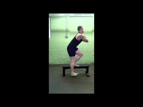 Perfect Your Single-leg Squat | Dr  Chad Waterbury | Transforming