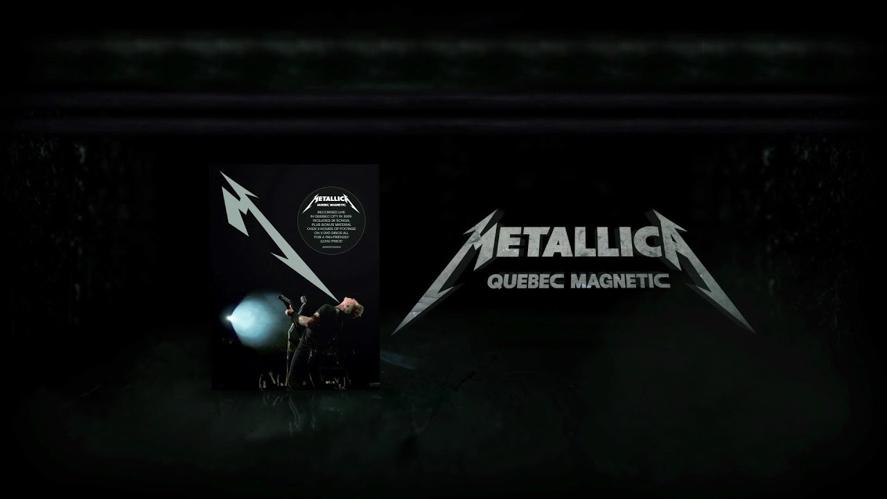Metallica: Quebec Magnetic - Teaser Trailer [HD]