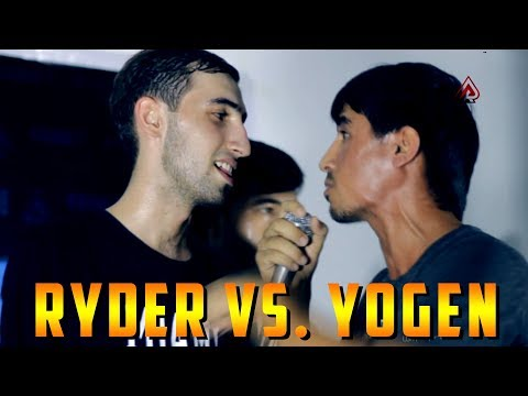 Видео Battle, Ryder vs. Yogen (RAP.TJ)