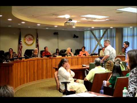Kauai Councilman Gary Hooser Testimony on GMO Bill 113
