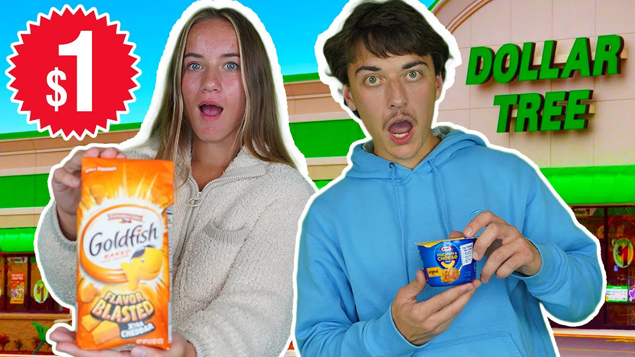 Who Makes The Best Dollar Store Meal?