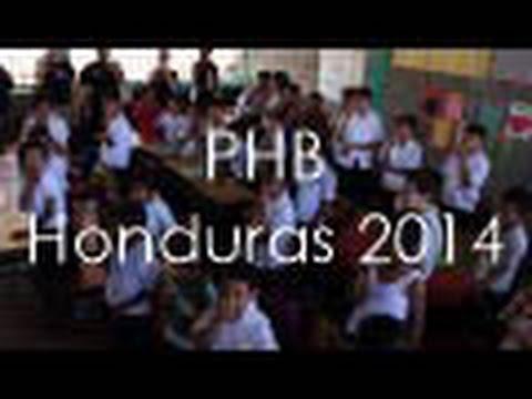 Public Health Brigades | Honduras 2014