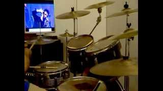 GREEN DAY - Brutal Love -live-drum cover