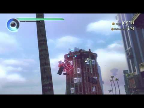 Gravity Rush 2 - Trophy - Gold Medalist - Newspaper Delivery I - Challenge Mission