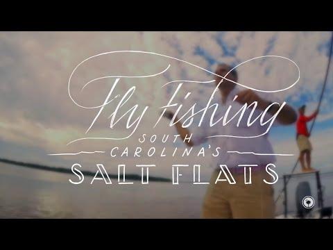 Fly Fishing South Carolina's Salt Flats