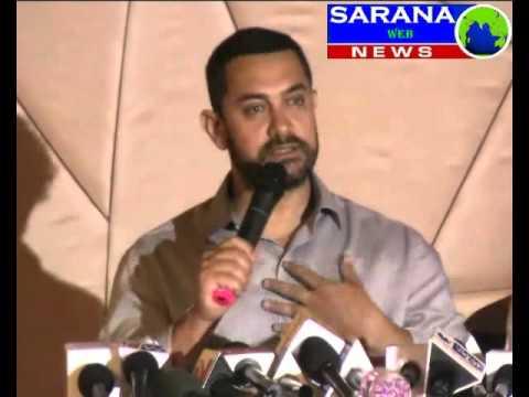 Aamir Khan visits Ludhiana