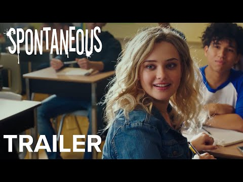 SPONTANEOUS | Official Trailer | Paramount Movies