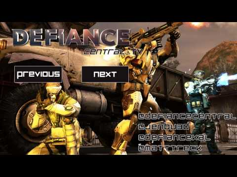 The Defiance Central Podcast: Episode 3 - New Staff, Charity Life, & Open World PvP