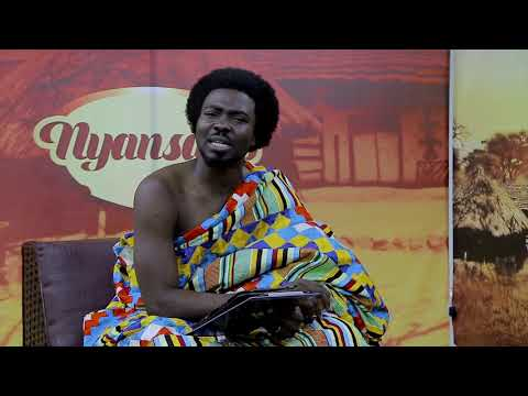 Nyansapo Proverbs Episode 27 (Asante Kasa)