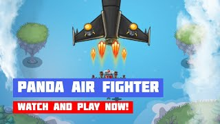 Panda Air Fighter · Game · Gameplay