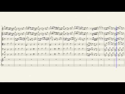 Piccolo Concerto (Opus 44, No. 11, RV 443) for Piccolo & Strings