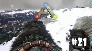 ARK: Survival Evolved (Ragnarok) #21 - Нефтяные вышки