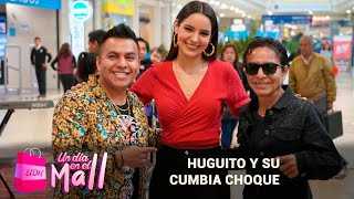 Huguito y su cumbia Choque en Un Día en el Mall - JUN 28 - 4/5 | Willax