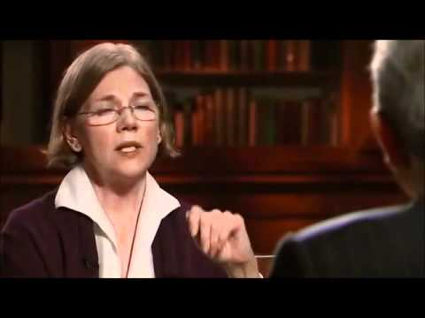 Elizabeth Warren Tarp Bailouts